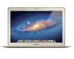 MacBook Air Silver